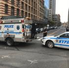 popo Caos en Downtown Brooklyn por paquete sospechoso