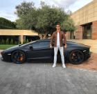 ronaldo Cristiano Ronaldo muestra su nuevo maquinón