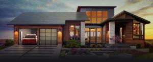 tech solar Tesla y su techo solar