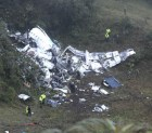 Avión se accidentó en Colombia pudo haberse quedado sin combustible