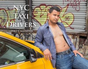 calendar Llegó tu macho! El nuevo calendario de Taxistas de NY