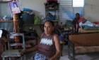 Penurias de los damnificados en refugios de Moca