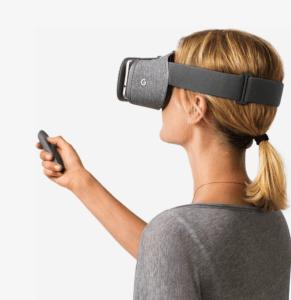 day Google saca a la venta su vaina de realidad virtual