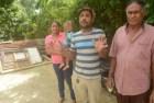 Familias cuentan angustia vivida por las lluvias
