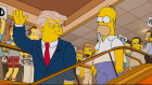 los simpson Los Simpson predijeron en el 2000 la victoria de Trump