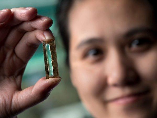 mya le thai Estudiante inventa accidentalmente una batería de teléfono que dura 400 años