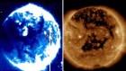 nasa La NASA explica el origen de una extraña esfera azul cerca del Sol