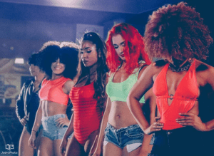 ne Mark B   Aceite en la cintura (Dance Video Oficial)