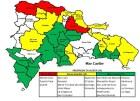 Van 31,265 desplazados y 24 provincias en alerta