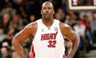 Miami Heat retirará camiseta de Shaquille ONeal