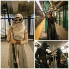 subway Los mejores disfraces de Halloween Subway NY
