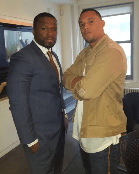 50c La semana de Carlos Gómez:Cuarto y 50 Cent