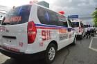 ambulancia 911 Accidente feísimo en carretera SPM   La Romana