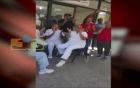 barahona Así reclaman estas enfermeras su doble sueldo en Barahona