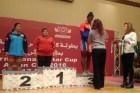 crismeri santana Dominicana gana bronce en Mundial de Pesas