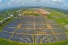 Primer aeropuerto que sólo funciona con energía solar
