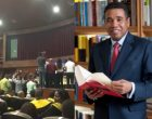 felix bautista Video: Le vocean ladrón a Fokiuse en su graduación