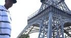 torre eiffel Habla el creador de la réplica de la torre Eiffel