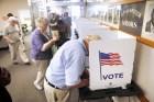 votando Wisconsin ya está recontando los votos