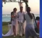 Video – Banquero prófugo de Panamá se casó en RD