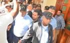 brayan felix3 Suspenden oficiales recibieron cuarto de Brayan Félix