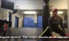 clarissa Video: Así Clarissa Molina le da a piernas