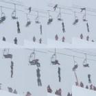 rescate Rescate desgarrador en un centro de ski