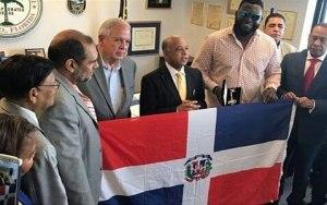 bp Big Papi recibe llave ciudad de Miami