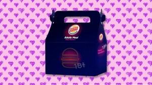 burger king Burger King: Juguetes sexuales por San Valentín (foto)