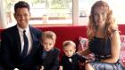 michael buble El hijo de Michael Buble está libre de cáncer
