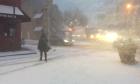 ny Muere la primera persona relacionada con la nieve en NY