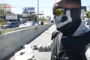 rd18 Muere atropellado por no usar puente peatonal de la 27