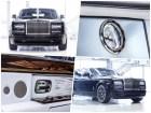 rolls royce phantom vii El último Rolls Royce Phantom VII