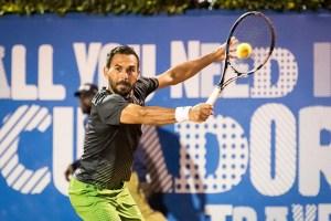 victor estrella1 Víctor Estrella se coloca 93 en ranking ATP
