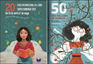 Más sobre el lío por el cartel de la Feria del Libro Santo Domingo