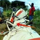 avoon Fotos y video   La avioneta que se estrelló en Villa Tapia