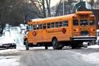 bus autobus clases ny Suspenderán clases por tormenta de nieve en NY