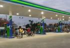 estacion combustible Atracan estación de combustibles en SPM