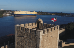 fortaleza ozama Video Aéreo: La olvidada Fortaleza Ozama