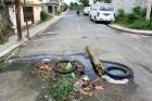 heces fecales FOOO! – Invasión de 'pupú' en calles Monte Plata