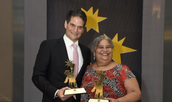 hombre y mujer del ac3b1o de repc3bablica dominicana Hombre y Mujer del Año de República Dominicana