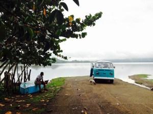 lago hatillo Date un relax: Lago de Hatillo