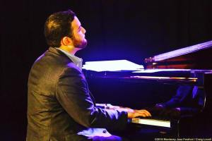 marcio garcc3ada Pianista dominicano metiendo mano con su jazz en NY