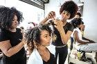 mujeres salon de belleza La mujer dominicana se destaca en pequeños negocios