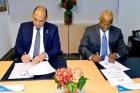 rd haiti RD y Haití buscan frenar el contrabando en frontera