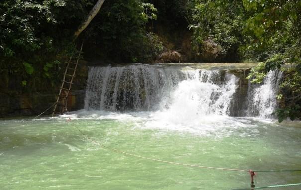 salto de yanigua El Salto de Yanigua, su barro azul y su ámbar
