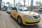 taxi Un reguero de taxis como 'chivos sin ley'