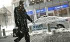 tormenta nieve Video – Enfrentando la tormenta de nieve en NY