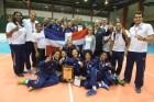 voleibol RD debutará mañana en internacional de Voleibol