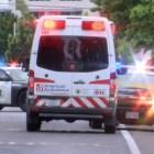 ambu Tiroteo en California deja varios heridos